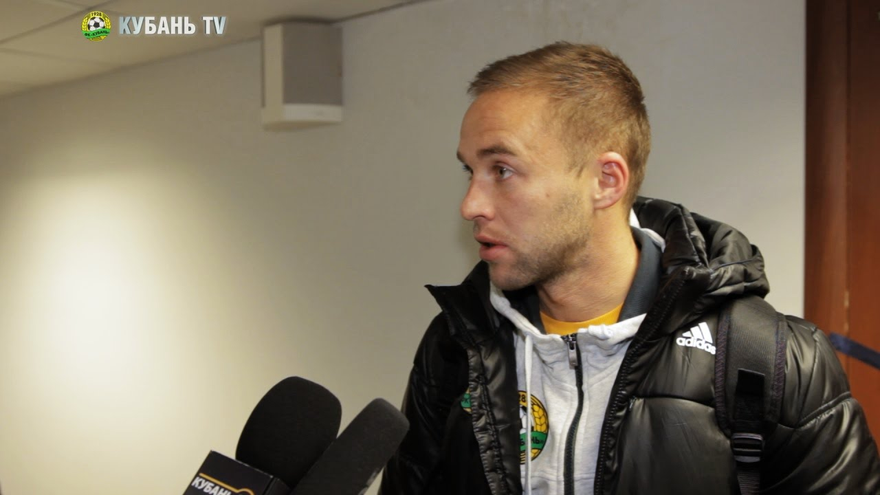 После матча: Владислав Кулик
