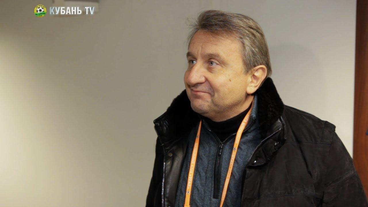 После матча: Евгений Муравьев