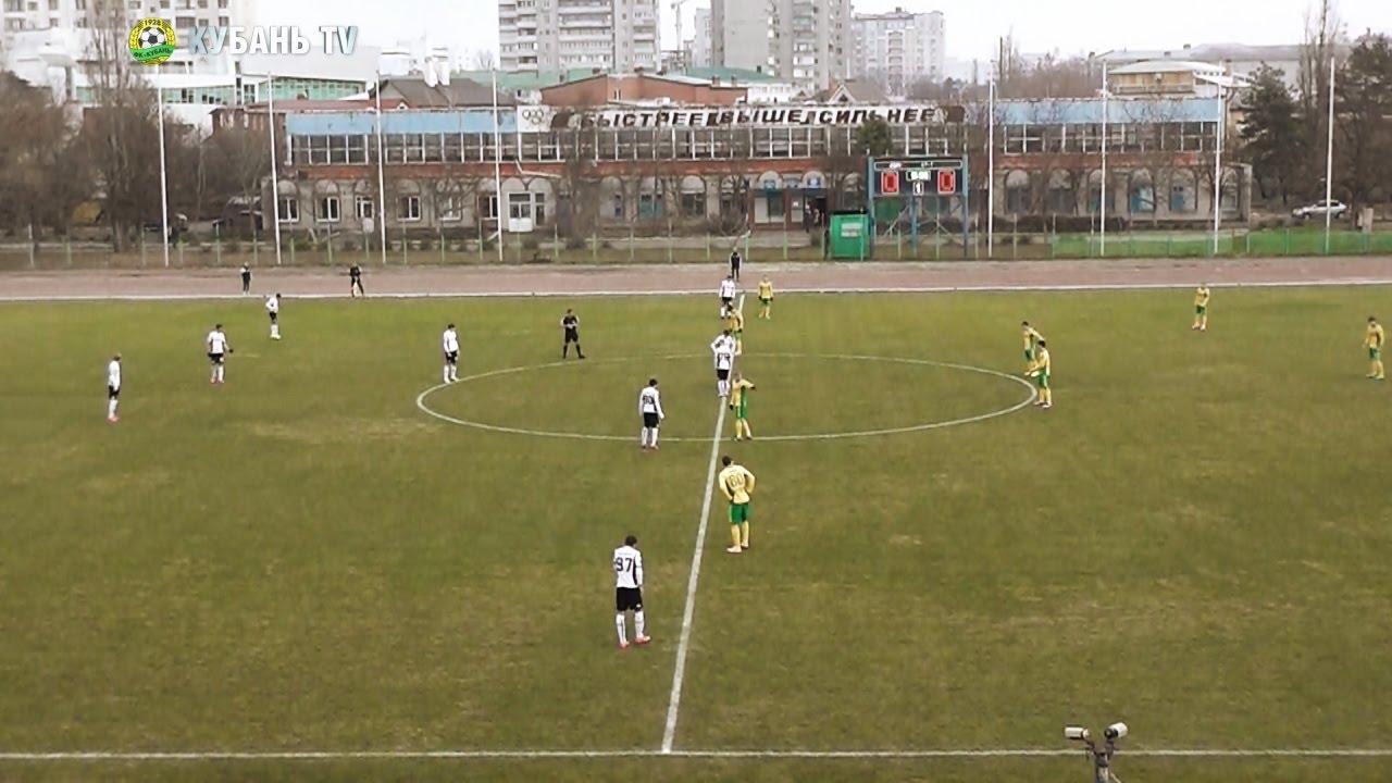 """""""Кубань-М"""" - """"Краснодар-М"""". 3:0"""
