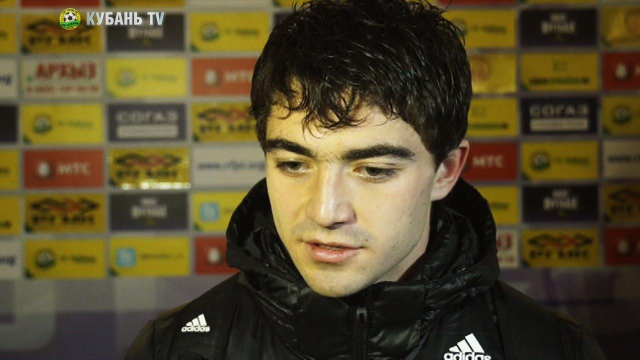 После матча: Антон Соснин